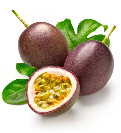 passion fruit natural fruit product