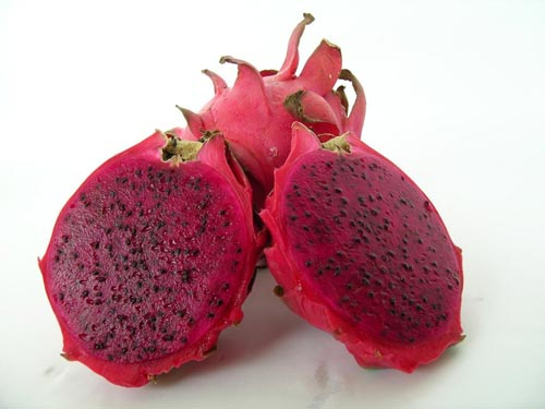 red dragon fruit red flesh